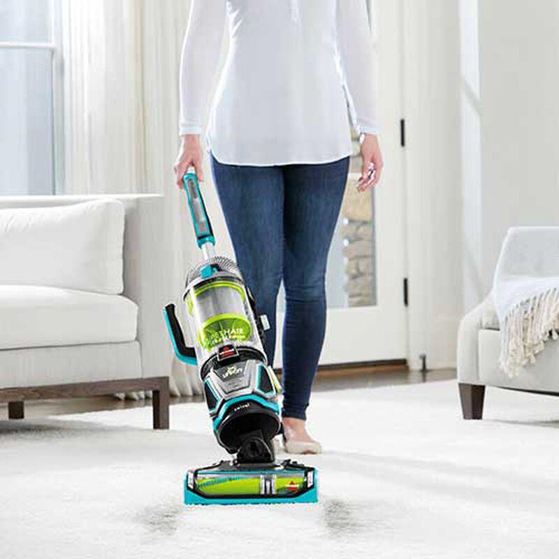 Pet Hair Eraser 2087 BISSELL Vacuum Cleaner Swivel Steering Carpet