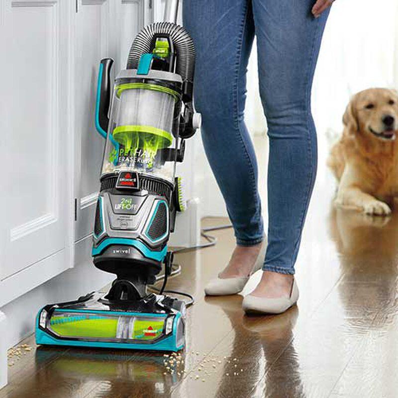 Pet Hair Eraser 2087 BISSELL Vacuum Cleaner Hard Floor Crumbs Pet Clean Up
