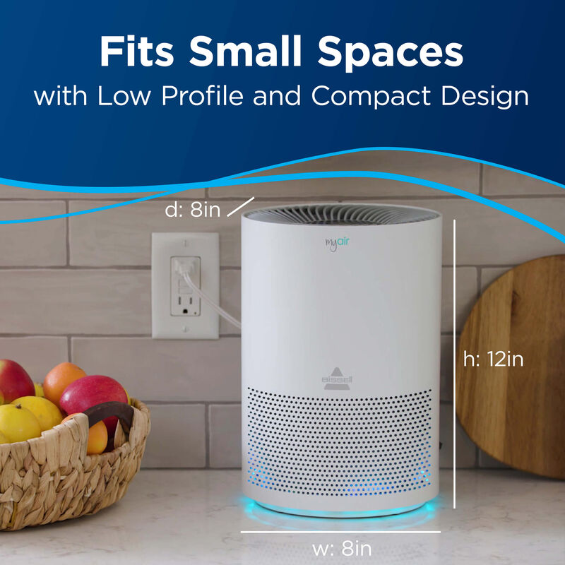BISSELL™ MyAir™ Personal Air Purifier Small Spaces