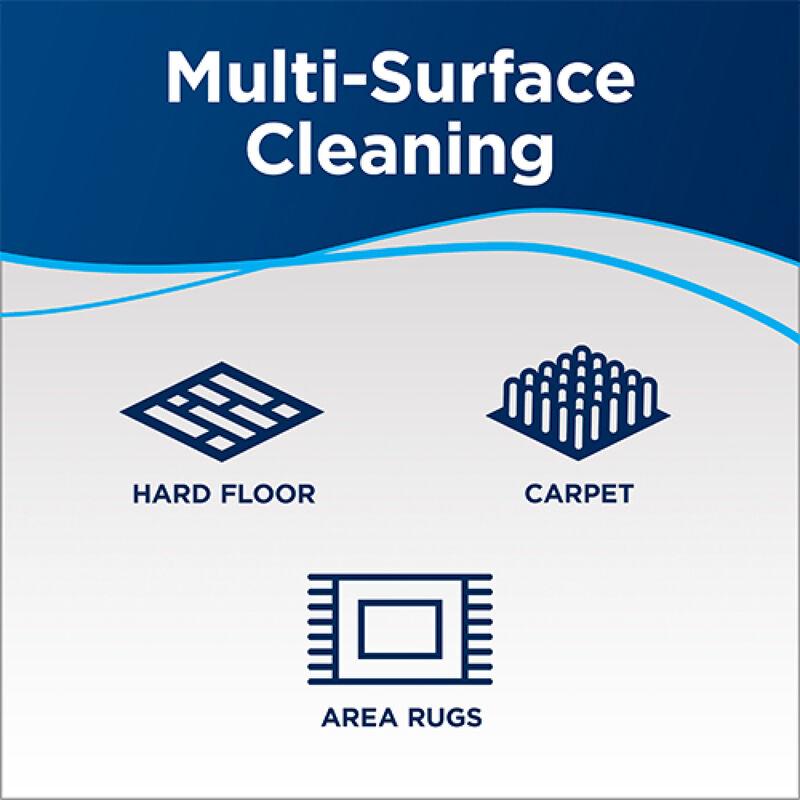 Sturdy Sweep™ Carpet & Floor Manual Sweeper
