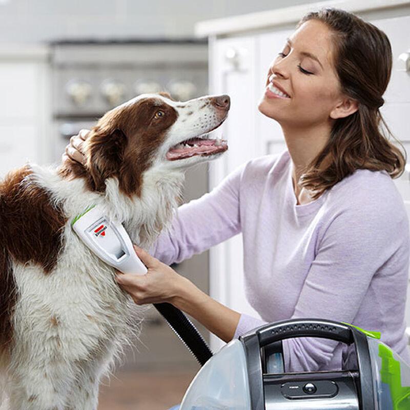 Bark Bath Portable Dog Cleaner 1844 BISSELL Dog Washed