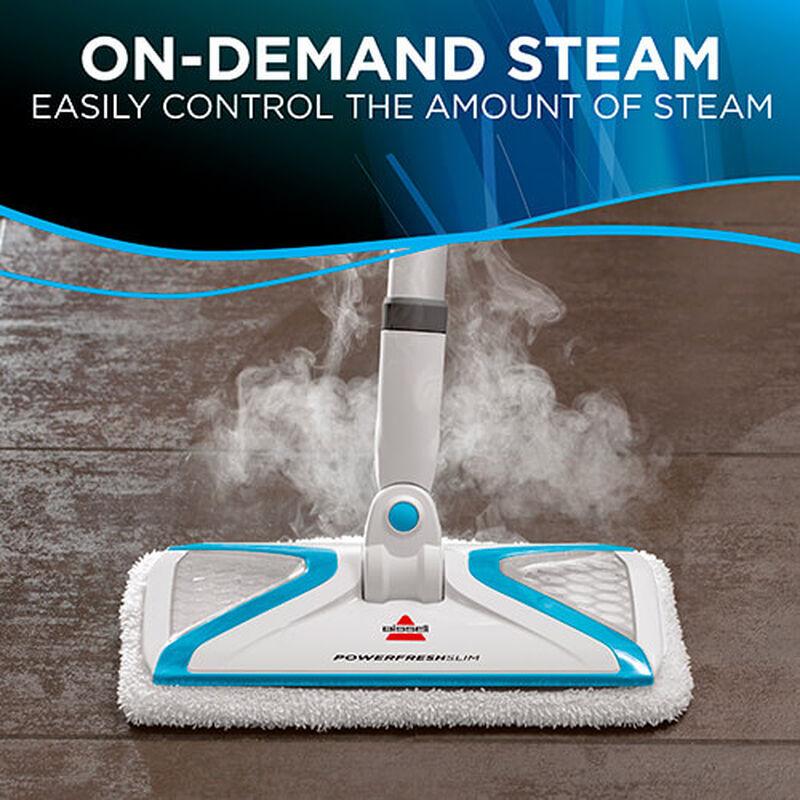 Slim Steam 2075 BISSELL Steam Mop Hard Floor Cleaner Steam Visual
