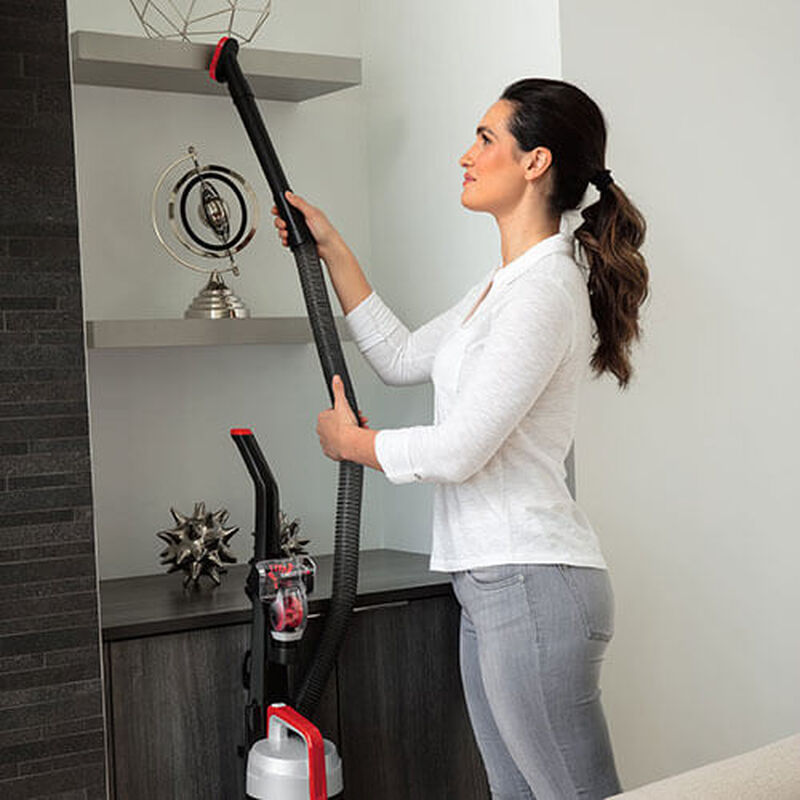 PowerForce Helix Turbo 2190 BISSELL Vacuum Cleaner Easy Wash Shelf Cleaning