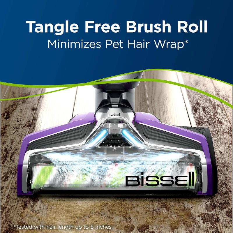 CrossWave Multi-Surface Wet Dry Vac PET Multi-Surface Brush Roll 1613568 Tangle Free