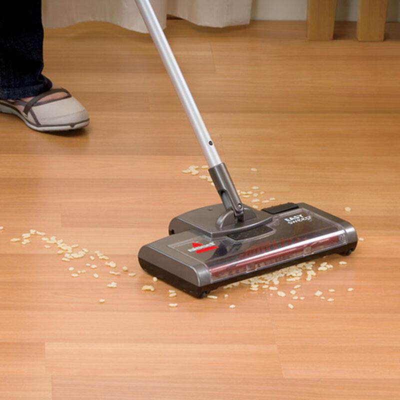 EasySweep Carpet Sweeper 15D15C hard floor sweeper
