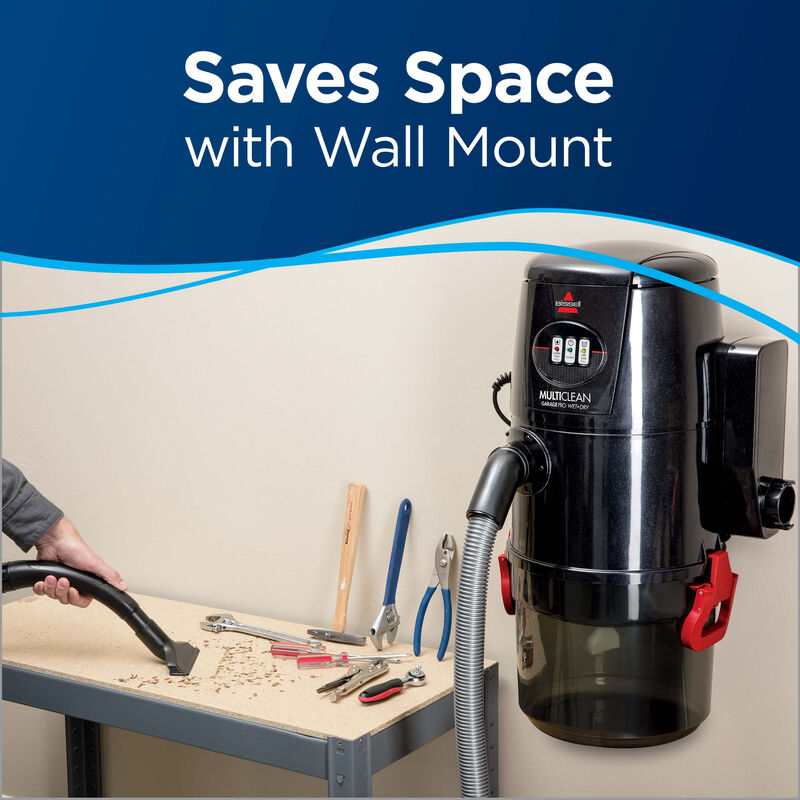 Wall Mount Text: save Space with wall mount