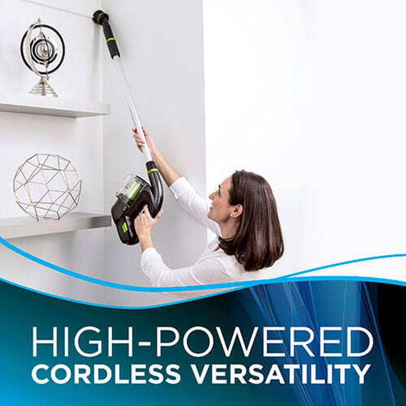 Multi Reach Cordless Vacuum 2151 BISSELL Cordless Vacuum Cleaner Reach High