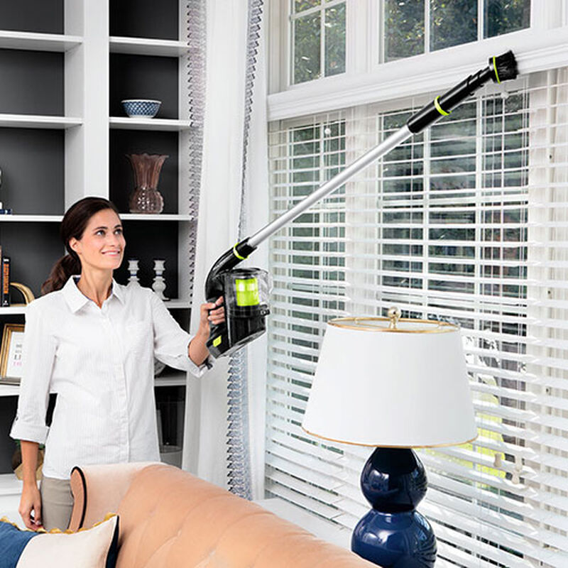 Multi Reach Cordless Vacuum 2151 BISSELL Cordless Vacuum Cleaner Large Dusting Brush