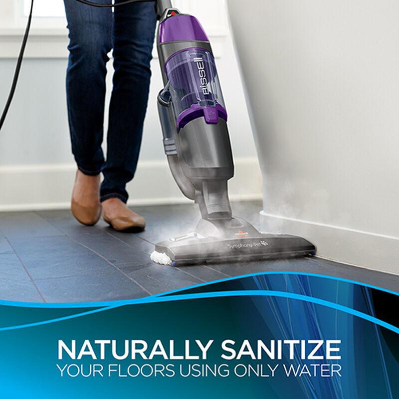 Symphony Pet Steam Cleaner 15431 sanitize
