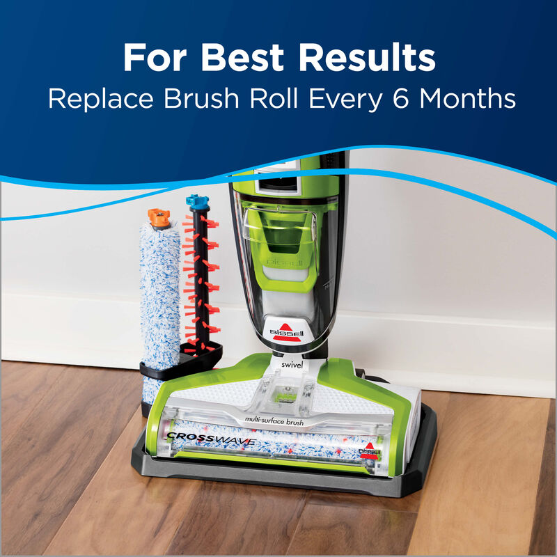 CrossWave Multi-Surface Wet Dry Vac Multi-Surface Brush Roll 1608683 Results