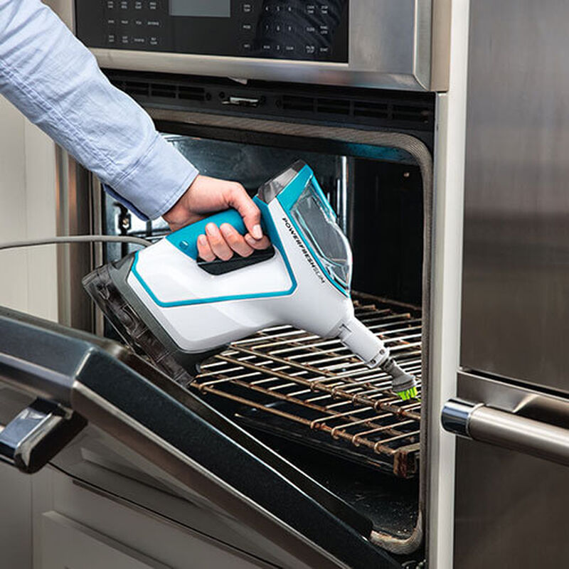 Slim Steam 2075 BISSELL Steam Mop Hard Floor Cleaner Steam Oven