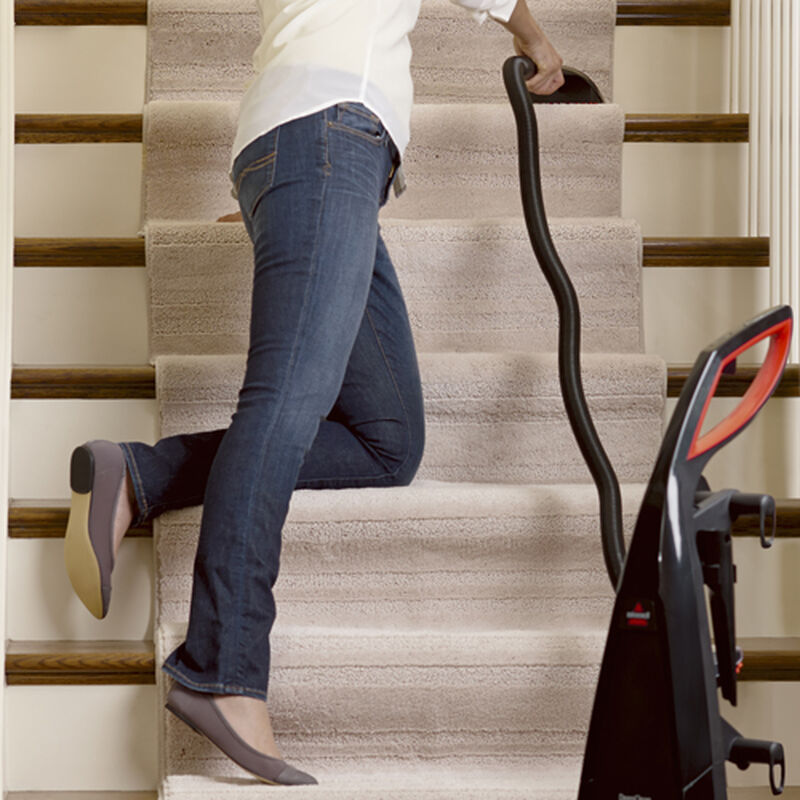 DeepClean Essential Carpet Cleaner 8852 Hose Attachment Stair Cleaning Mode