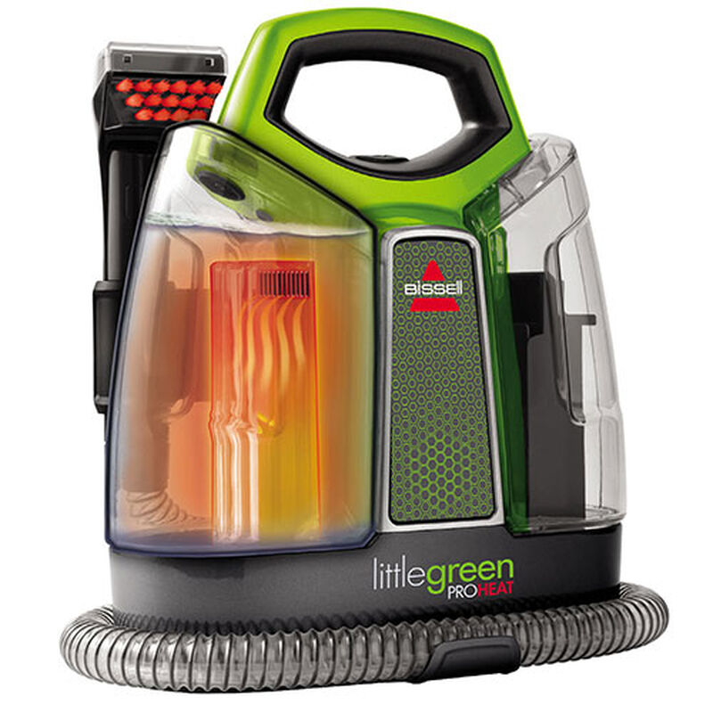 Little Green ProHeat 5207G BISSELL Carpet Cleaners Heat