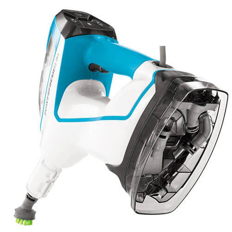 Slim Steam 2075 BISSELL Steam Mop Hard Floor Cleaner Hand  Detail Brush