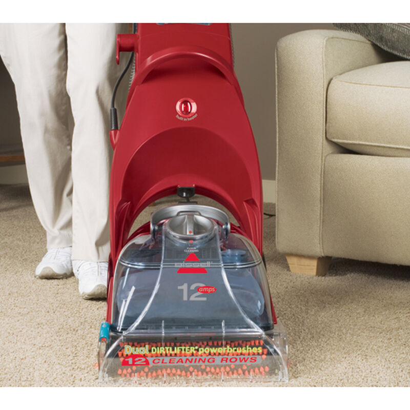 Proheat 2X Cleanshot Carpet Cleaner 9500 Upright Cleaning Mode
