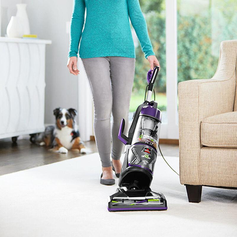 PowerGlide Lift Off Pet Vacuum Cleaner Swivel Steering