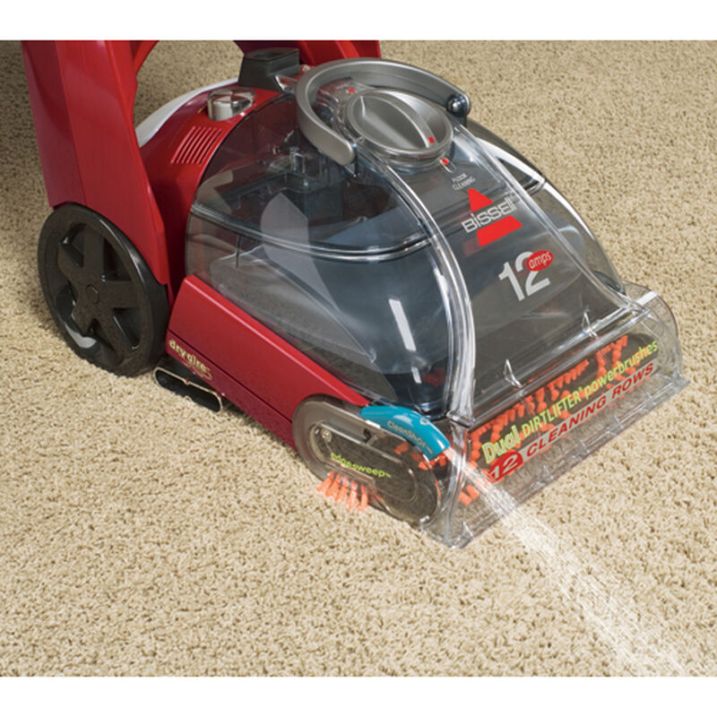 Proheat 2X Cleanshot Carpet Cleaner 9500 Cleanshot Spot Cleaning