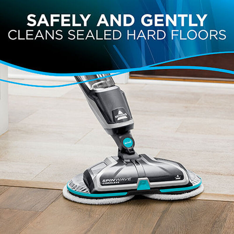 SpinWave_Cordless_2315_BISSELL_Hard_Floor_Spin_Mop_Change_Flooring