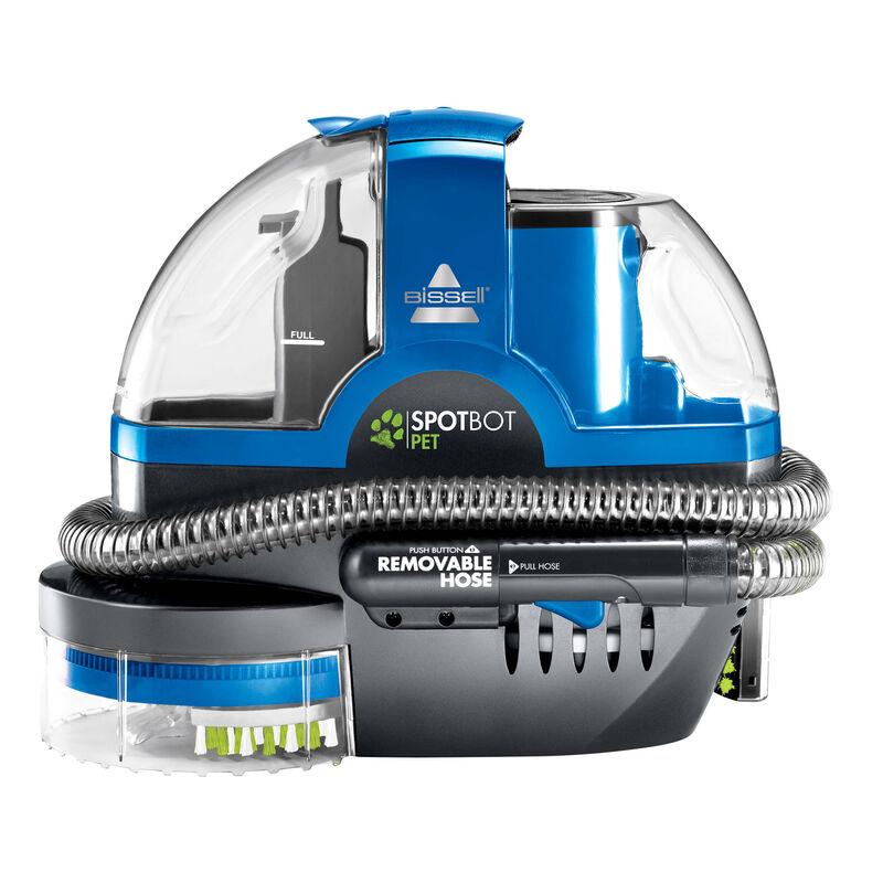 SpotBot Pet Portable Carpet Cleaner front view