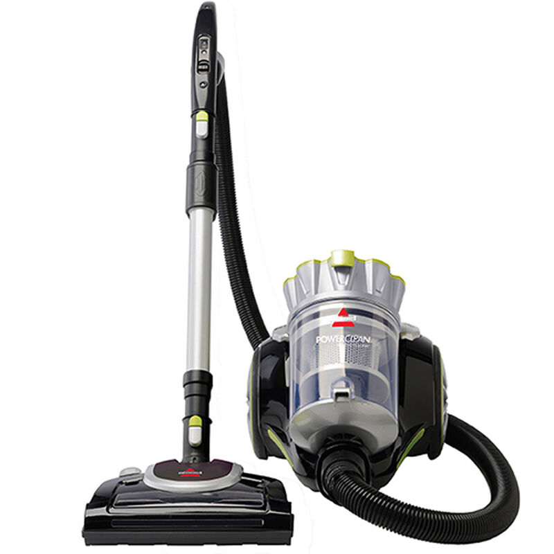 PowerClean Canister 1654C BISSELL Vacuum Cleaners Front