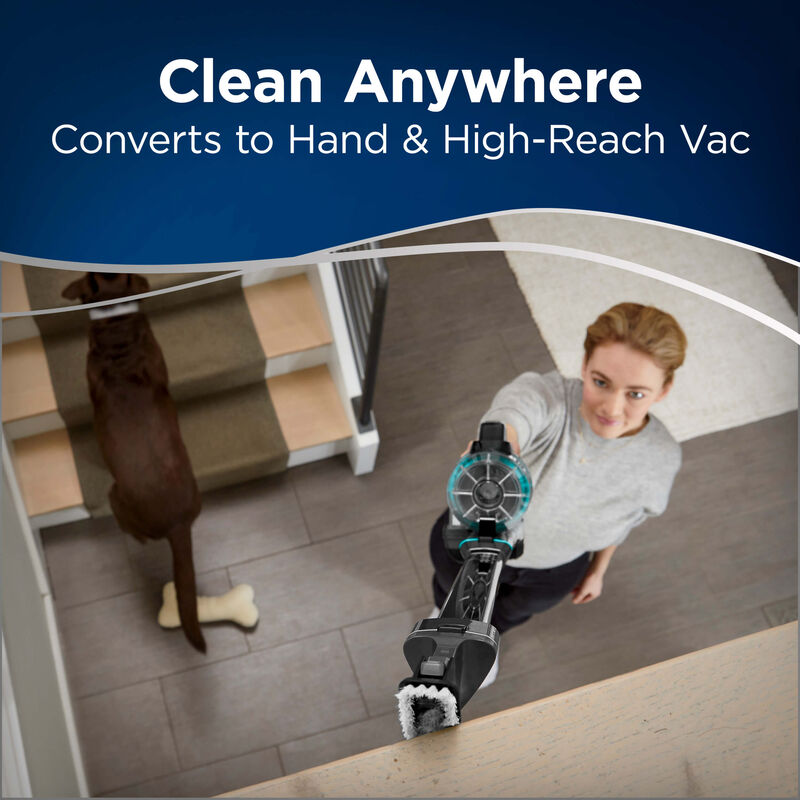 BISSELL ICONpet Cordless Vacuum Clean Anywhere