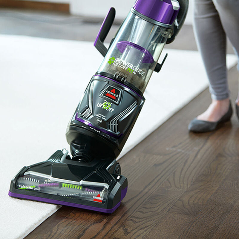 PowerGlide Lift Off Pet Vacuum Cleaner Carpet to Hard Floor