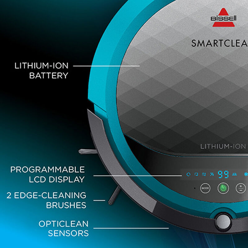 SmartClean RobotVac Section4