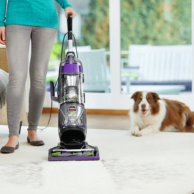 PowerGlide Lift Off Pet Vacuum Cleaner Carpet Cleaning