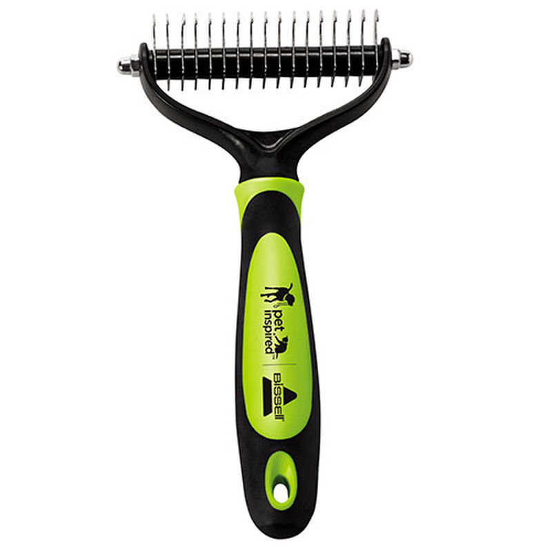 FURGET IT All-in-One Grooming Brush front view