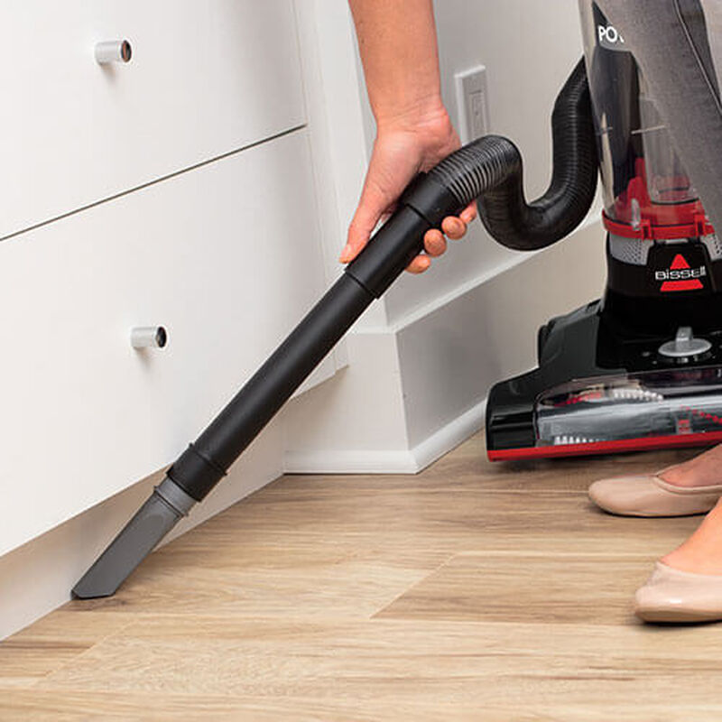 PowerForce Helix Turbo 2190 BISSELL Vacuum Cleaner Easy Wash Shelf Crevice