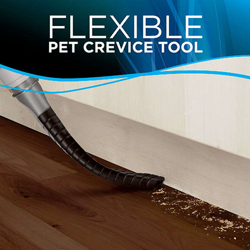 CleanView Pet Bagged Vacuum Cleaner 20191 BISSELL Flexible Crevice Tool