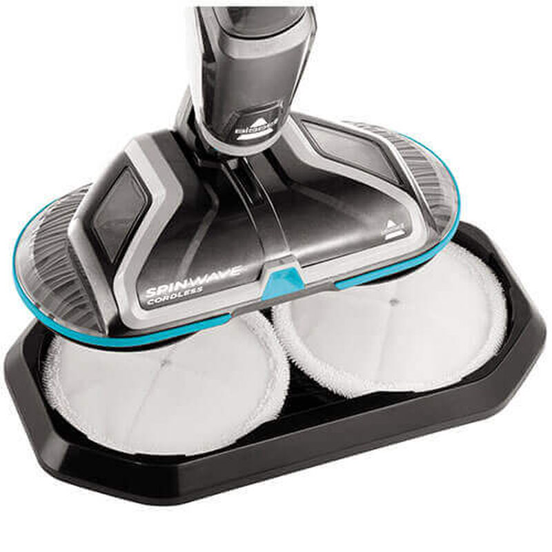 SpinWave_Cordless_2315_BISSELL_Hard_Floor_Spin_Mop_Storage_Tray