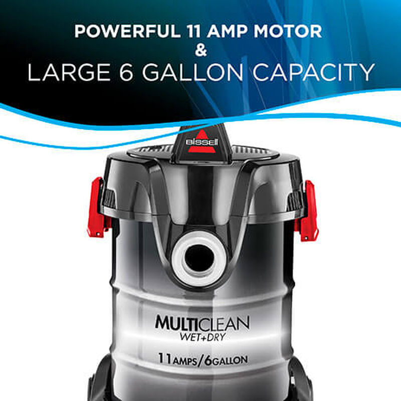 MultiClean_2035M_BISSELL_Canister_Vacuum_Capacity