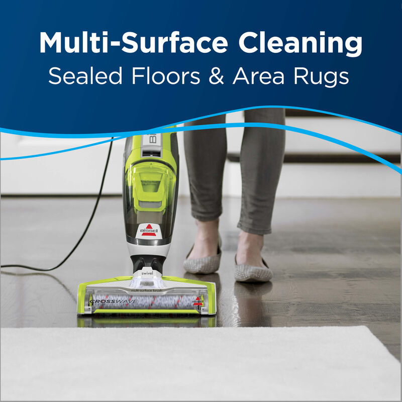 BISSELL® CrossWave® Multi-Surface Wet Dry Vac