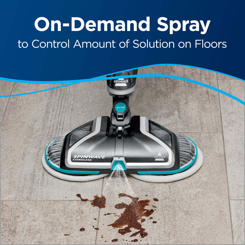 Spinwave Cordless On Demand Spray
