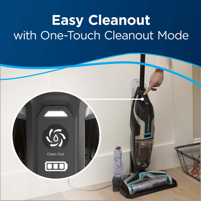 Crosswave Easy Cleaning