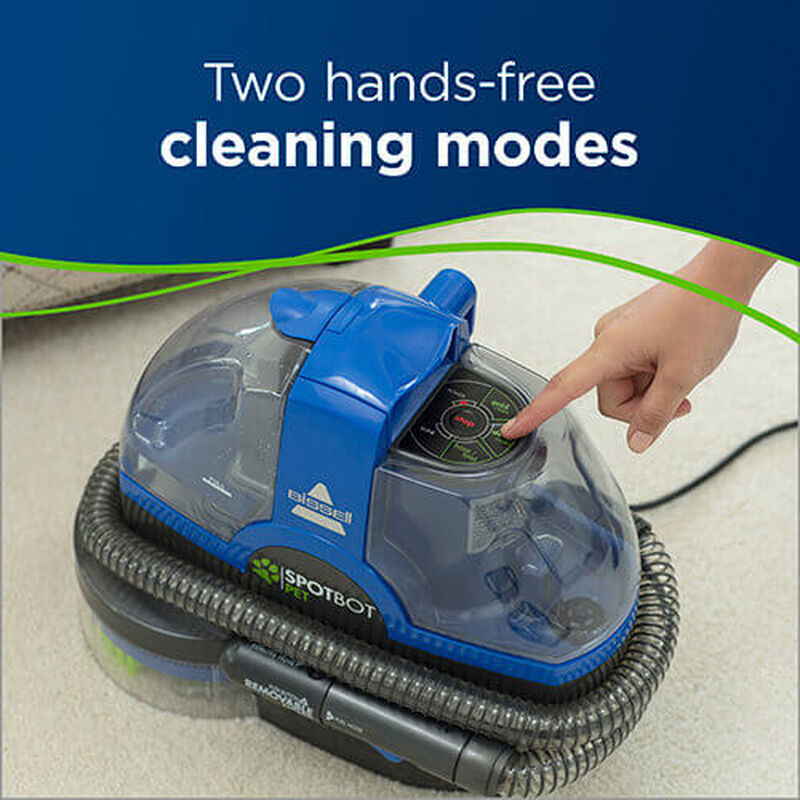 SpotBot_2117A_BISSELL_Portable_Carpet_Cleaner_Hands_Free