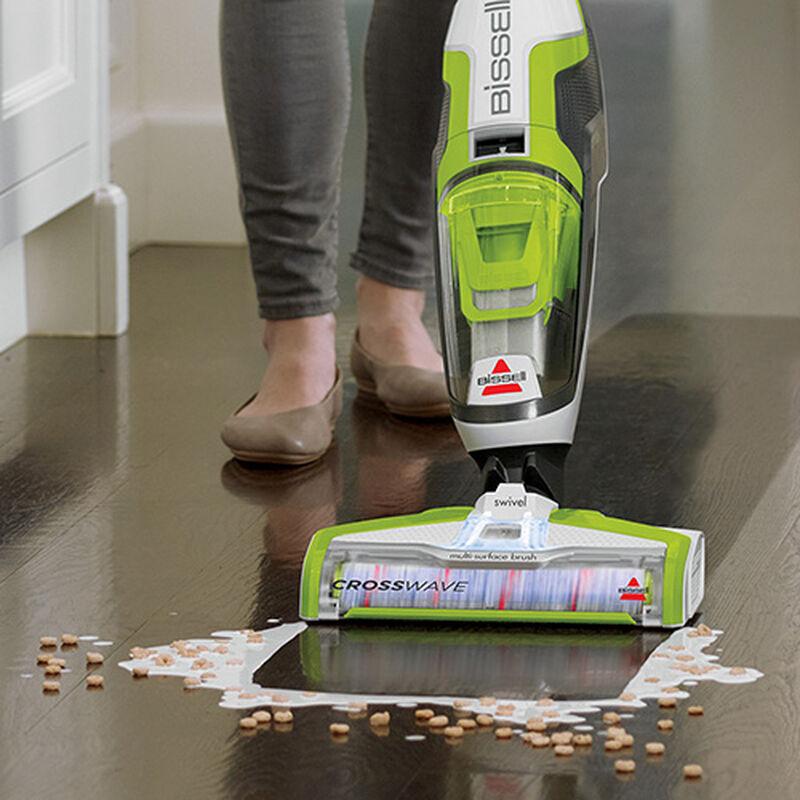 1785 15 BISSELL Crosswave Wet Dry Floor Cleaner