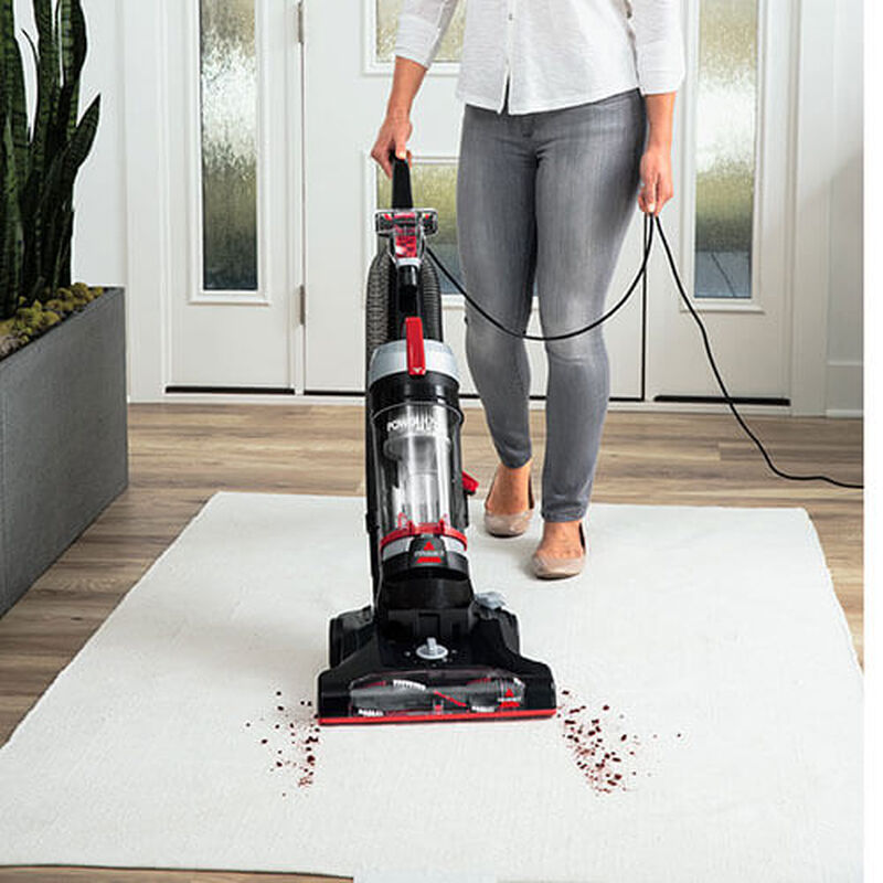 PowerForce Helix Turbo 2190 BISSELL Vacuum Cleaner Easy Wash Entry Rug