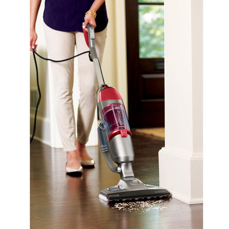 Symphony Steam Mop 1132 Hard Floor Vacuuming