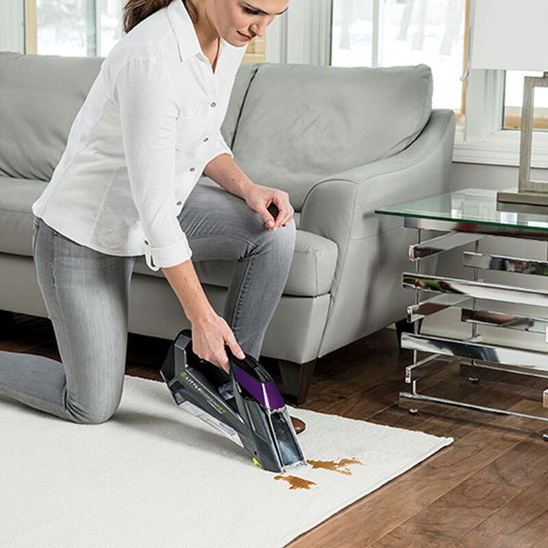 BISSELL Little Green® Pet Stain Eraser™ Cordless Carpet Cleaner 2002C Cola