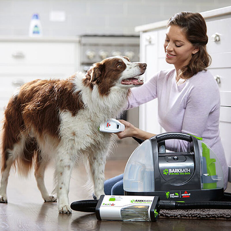 Bark Bath Portable Dog Cleaner 1844 BISSELL Portable Cleaners Dog Wash