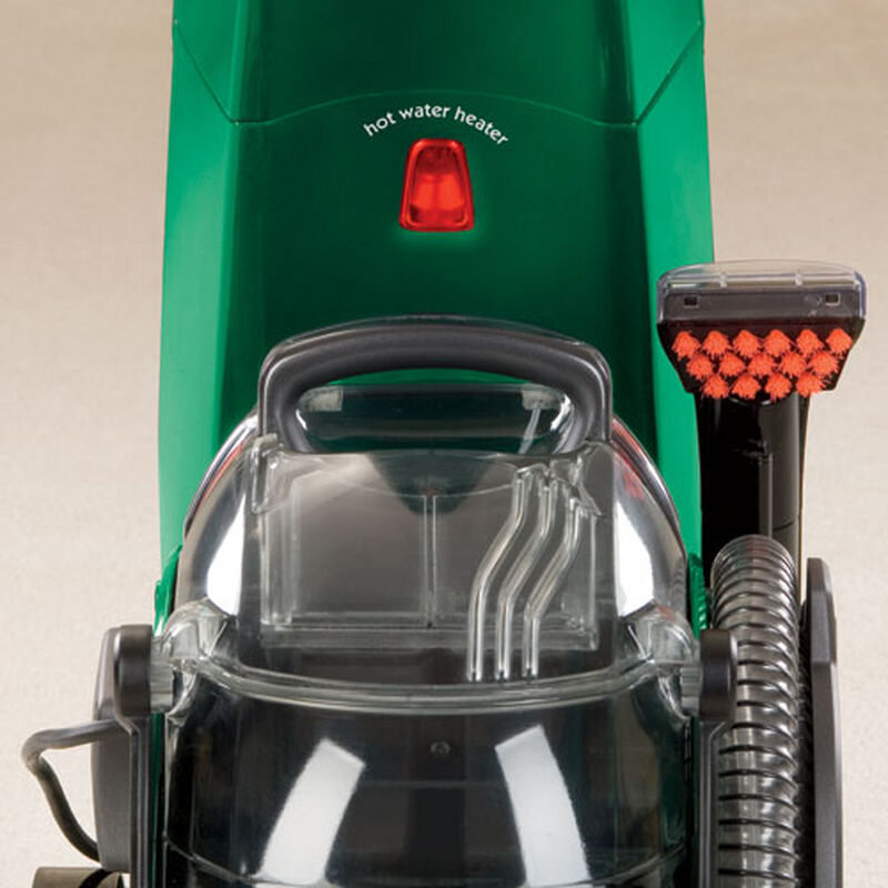LiftOff Carpet Cleaner 94Y2 Heater Ready Light