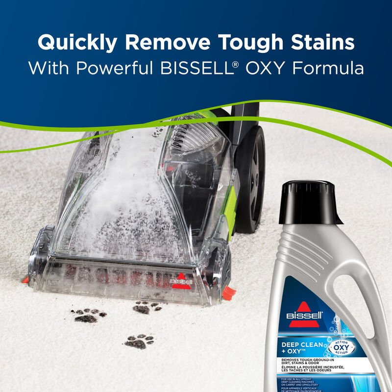 BISSELL® PowerClean TurboBrush Pet Carpet Cleaner