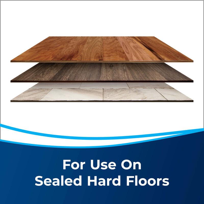 BISSELL Wood Floor Formula 1929 CrossWave Multi Surface Wet Dry Vac SpinWave Surfaces