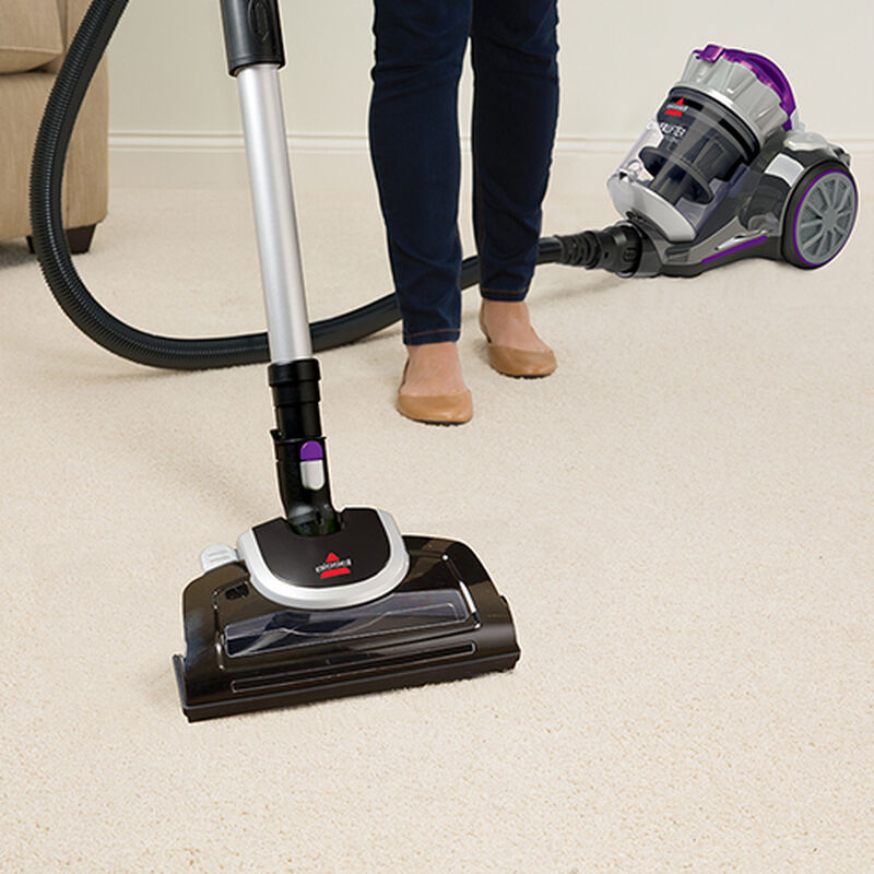 Multi Cyclonic Canister Vacuum