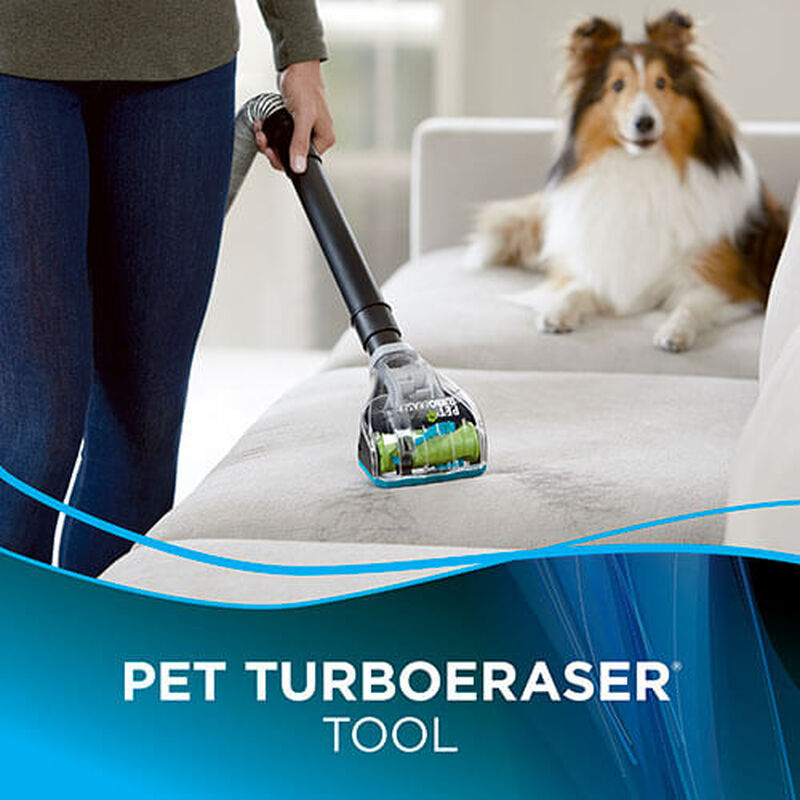 BISSELL PowerGlide® Pet Vacuum With SuctionChannel Technology 2215D Tools