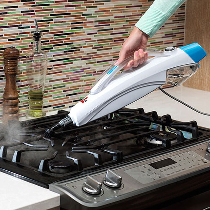 PowerEdge Steam Mop 20781 BISSELL Steam Cleaner Machines Stove