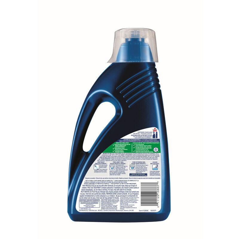 BISSELL Oxy Clean+ Refresh With Febreze® 60oz