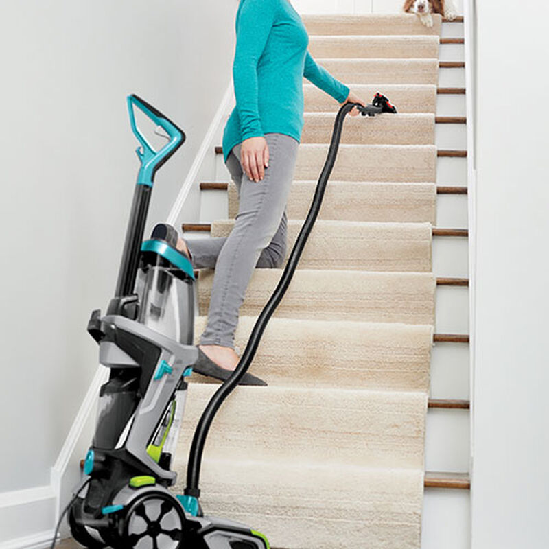 ProHeat 2X Revolution 2007C BISSELL Carpet Cleaners Stairs